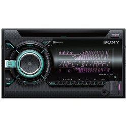 Player auto Sony WX900BT 2DIN USB, Bluetooth, NFC
