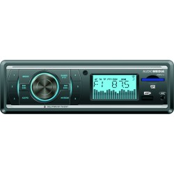 Player auto 117R AUDIOMEDIA FM / USB / SD fata fixa 1 DIN