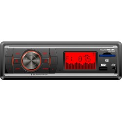 Player auto AMR212 AUDIOMEDIA FM / USB / SD fata fixa 1 DIN