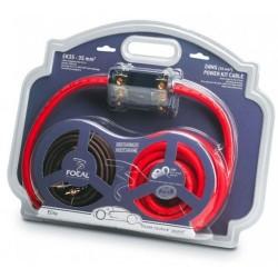 Kit cablu amplificator Focal 35mm2 Elite
