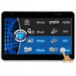 Monitor Tetiera 9 inch HR9018TP touchscreen HDMI, USB, SD