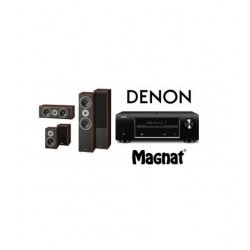Receiver Denon AVR-X520BT + Boxe Magnat Supreme 802+102+252