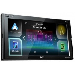 Unitate multimedia auto JVC KW-M730BT