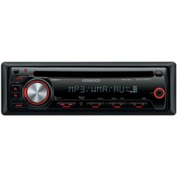 CD Player mp3 Kenwood KDC-W3047AY