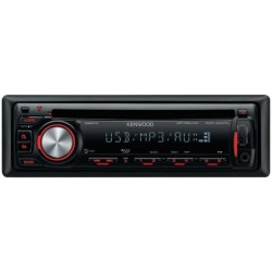 CD Player MP3 Kenwood KDC-W4047UAY