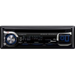 CD Player MP3 Kenwood KDC-BT6544
