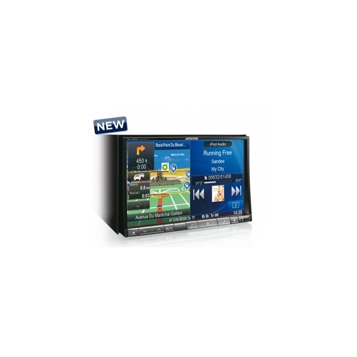 Unitate multimedia INE-W928R