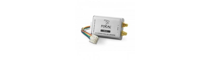 Adaptor semnal audio